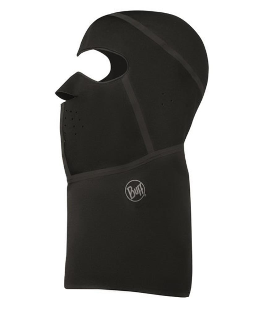 Buff Cross Tech Balaclava Solid Black