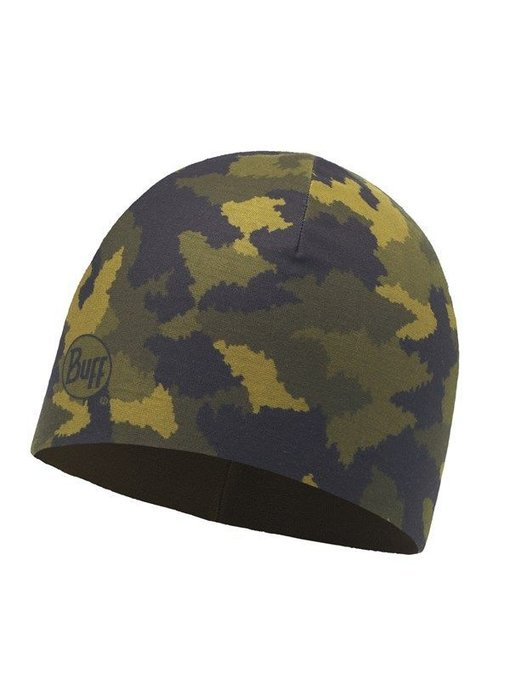 Buff Microfiber & Polar Hat Hunter Military Muts