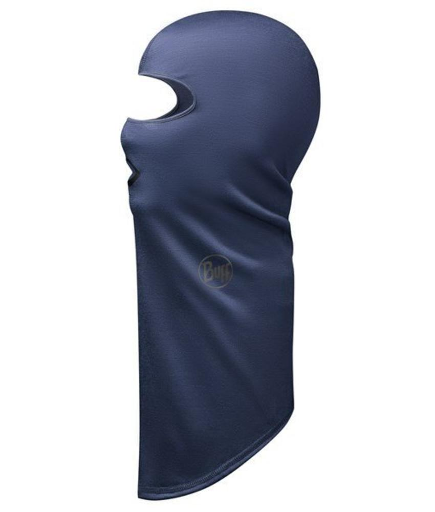Buff Merino Wool Balaclava Denim