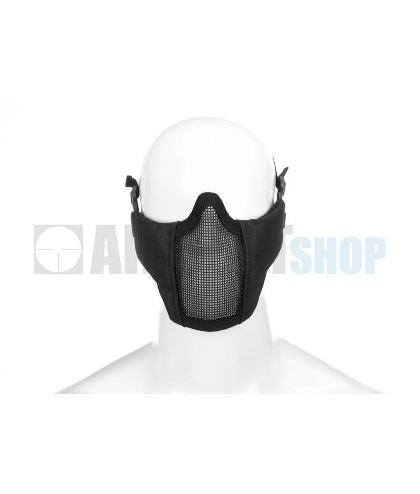 Invader Gear Mk II Steel Mesh Mask Nylon Version (Black)