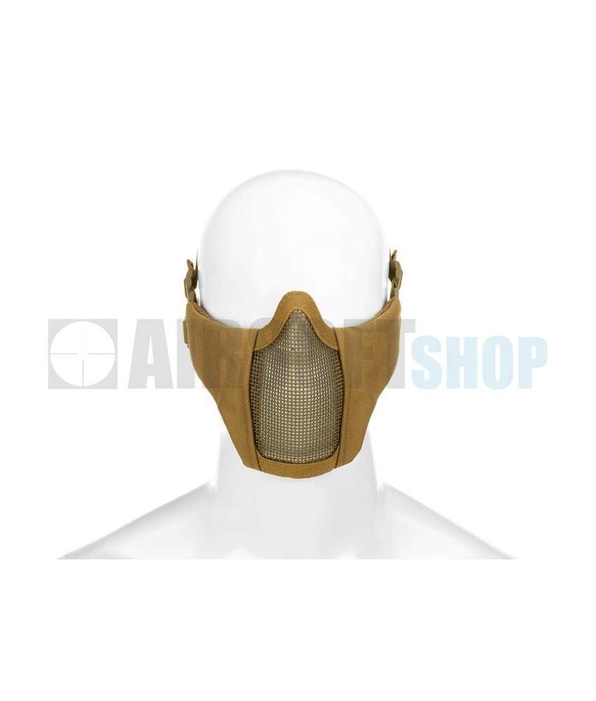 Invader Gear Mk II Steel Mesh Mask Nylon Version (Tan)