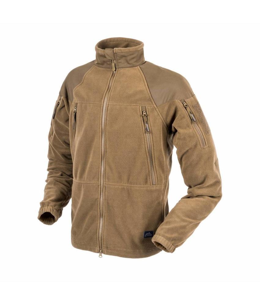 Helikon Stratus Heavy Fleece Jacket (Coyote)