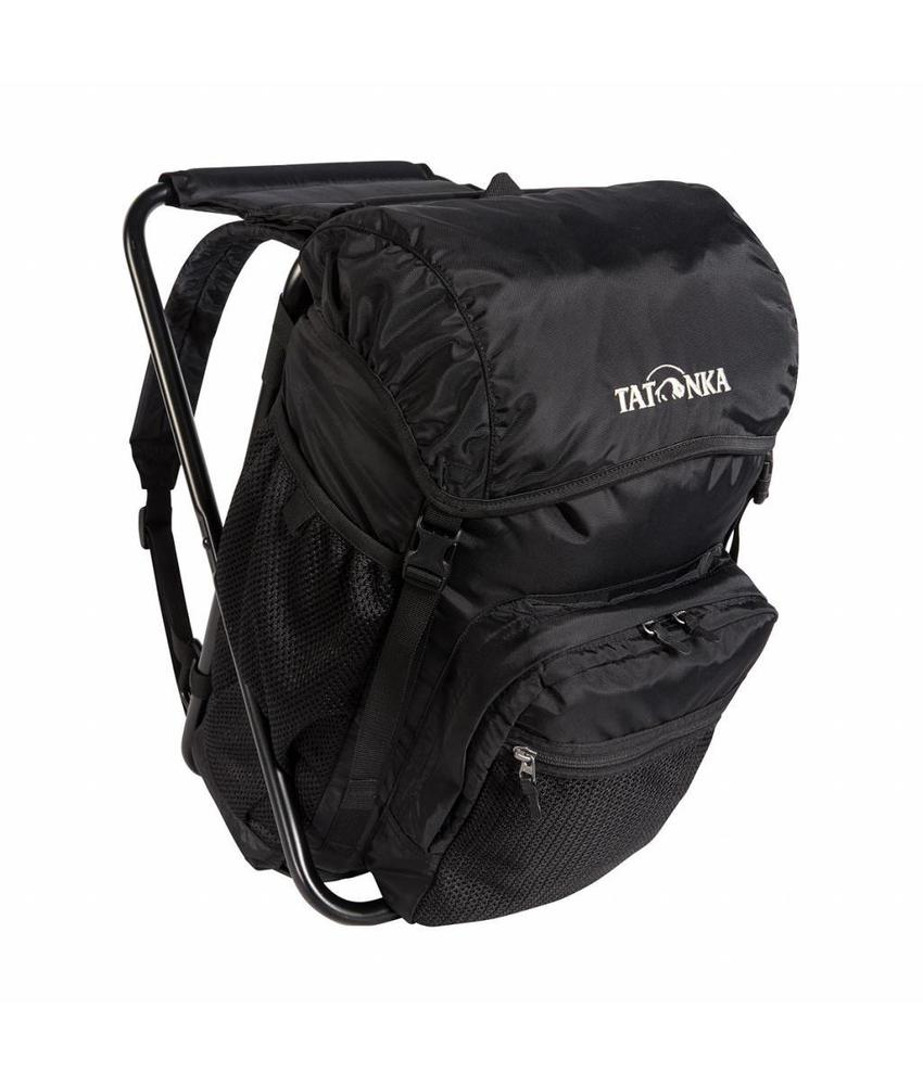 Tatonka Fischerstuhl Backpack (Black)
