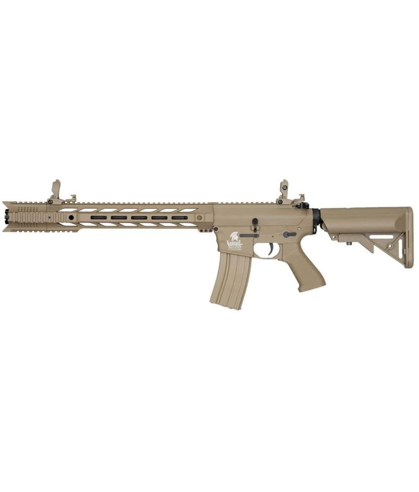 Lancer Tactical LT-25 G2 M4 SPR Interceptor (Tan)