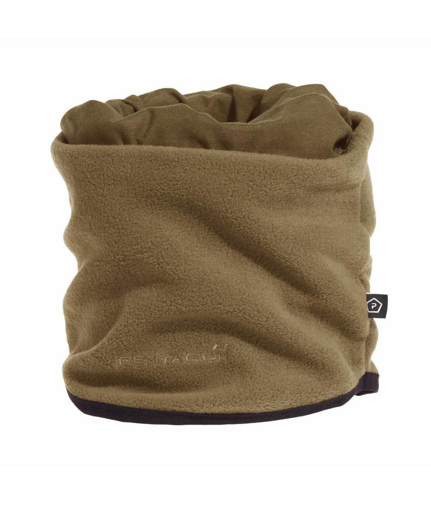 Pentagon Fleece Neck Gaiter (Coyote)