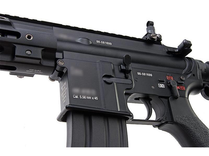 Tokyo Marui NEXT-GEN HK416 Delta Black