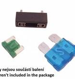 JeffTron Low profile fuse socket