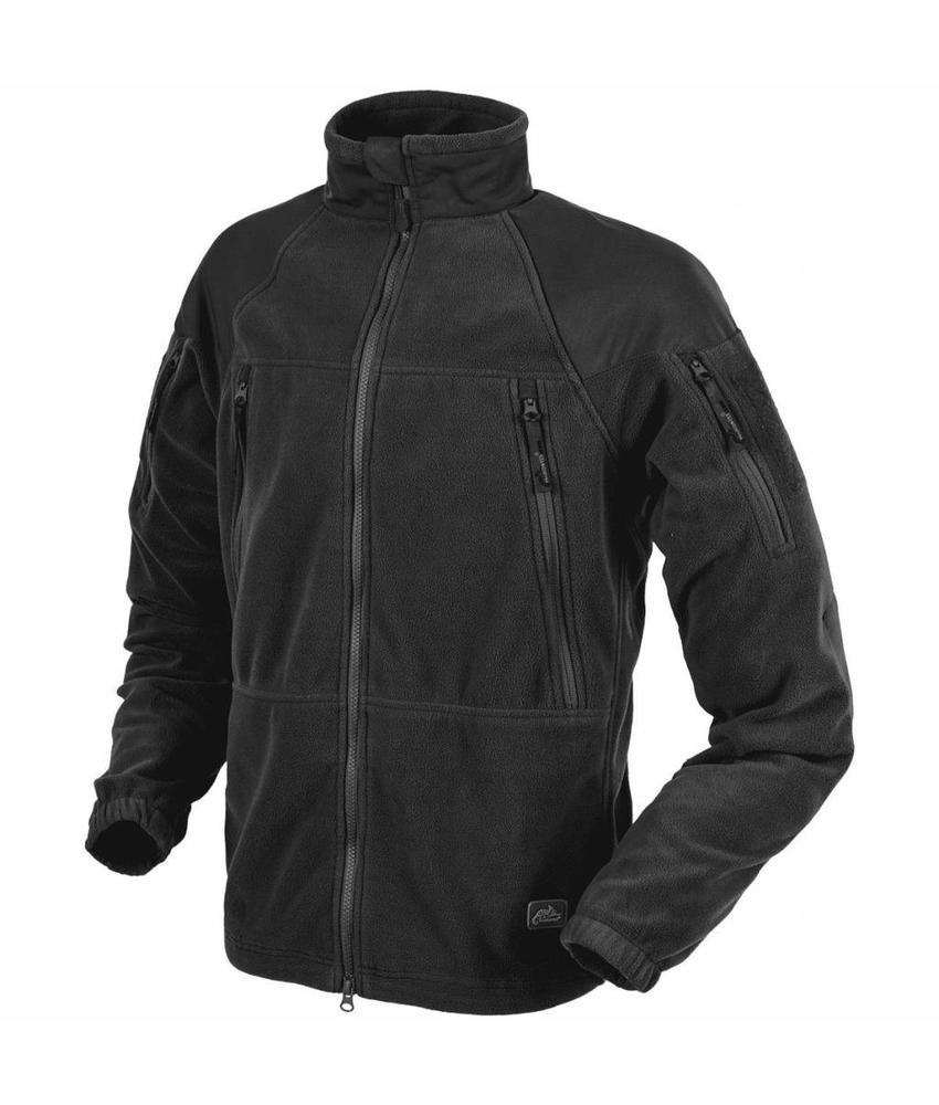 Helikon Stratus Heavy Fleece Jacket (Black)