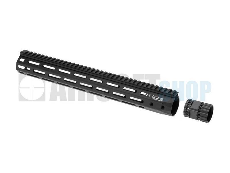 Ares 380mm M-LOK Handguard Set