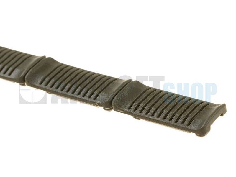 Ares M-Lok Rail Covers (Olive)