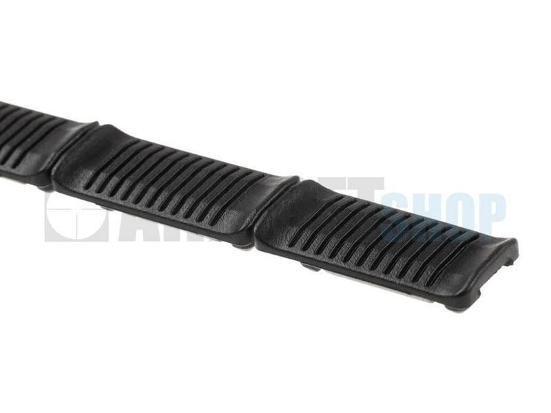 Ares M-Lok Rail Covers (Black)