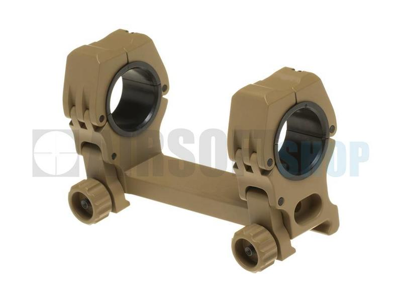 Aim-O M10 QD-L Mount Base 25.4mm / 30mm (Desert)