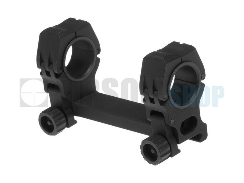Aim-O M10 QD-L Mount Base 25.4mm / 30mm (Black)