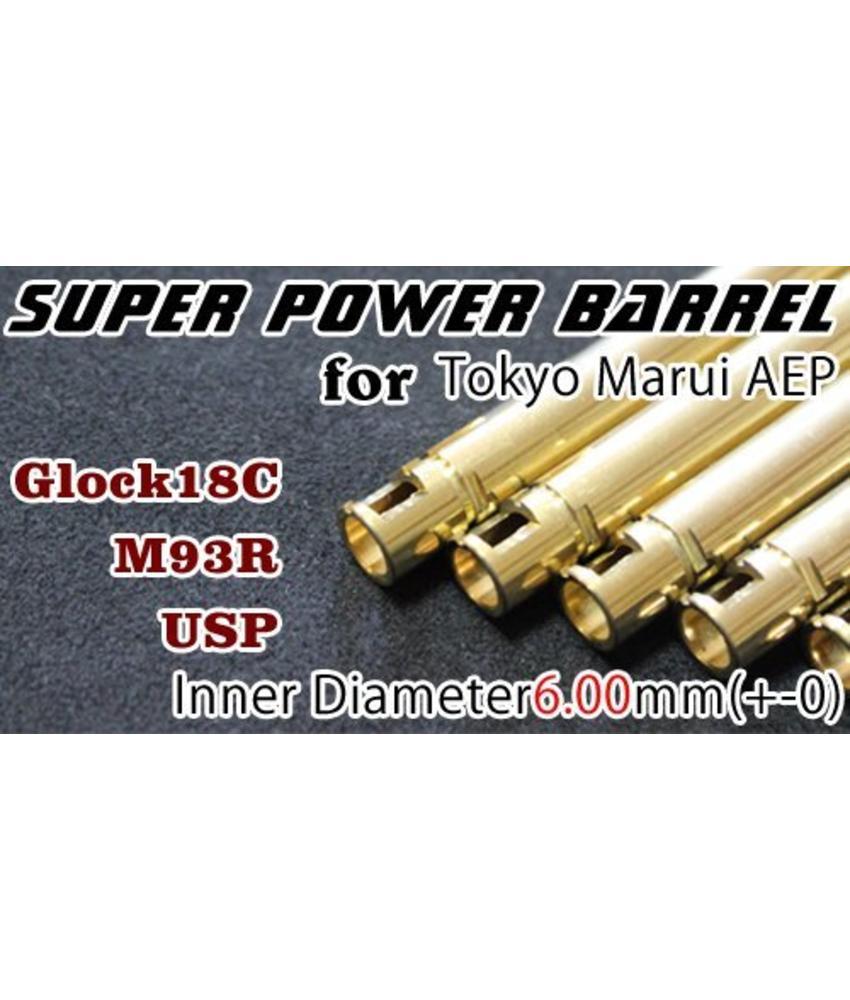 Orga MP7 AEP  SMG  Super Power 6.00mm Barrel