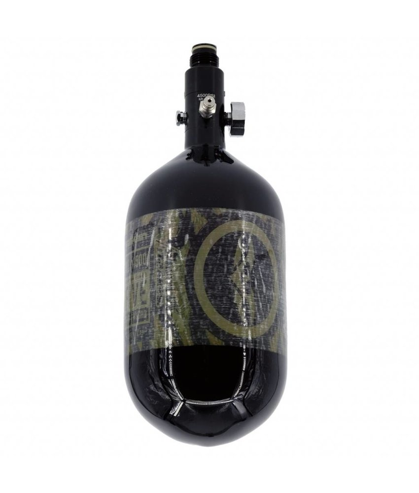 Valken Carbon  Air Tank 68/4500 ZERO-G (Tiger Black)