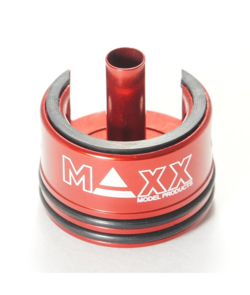 Maxx Model CNC Alu Double Air Seal & Damper AEG Cylinder Head