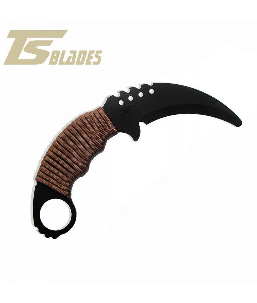 TS Blades Black Hornet Evo (Black)