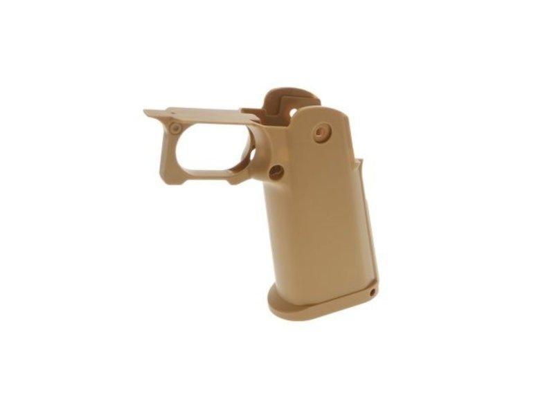 COWCOW Technology TM Hi-Capa Custom Grip (Desert Sand)