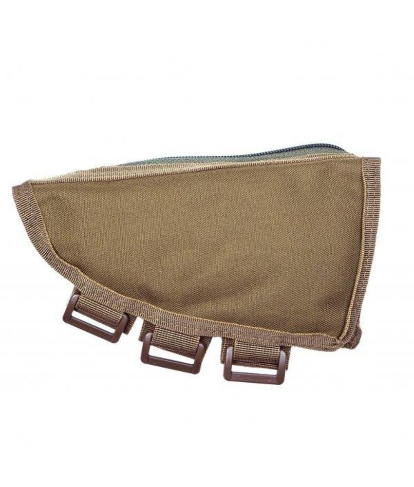 Novritsch Rifle Stock Ammo Pouch (Tan)