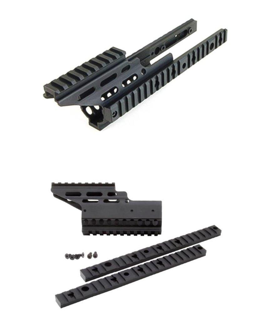 Nitro.V0 SCAR-L/SCAR-H Handguard Booster (Black)