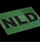 Claw Gear Dual IR Patch NLD (The Netherlands) (Desert)
