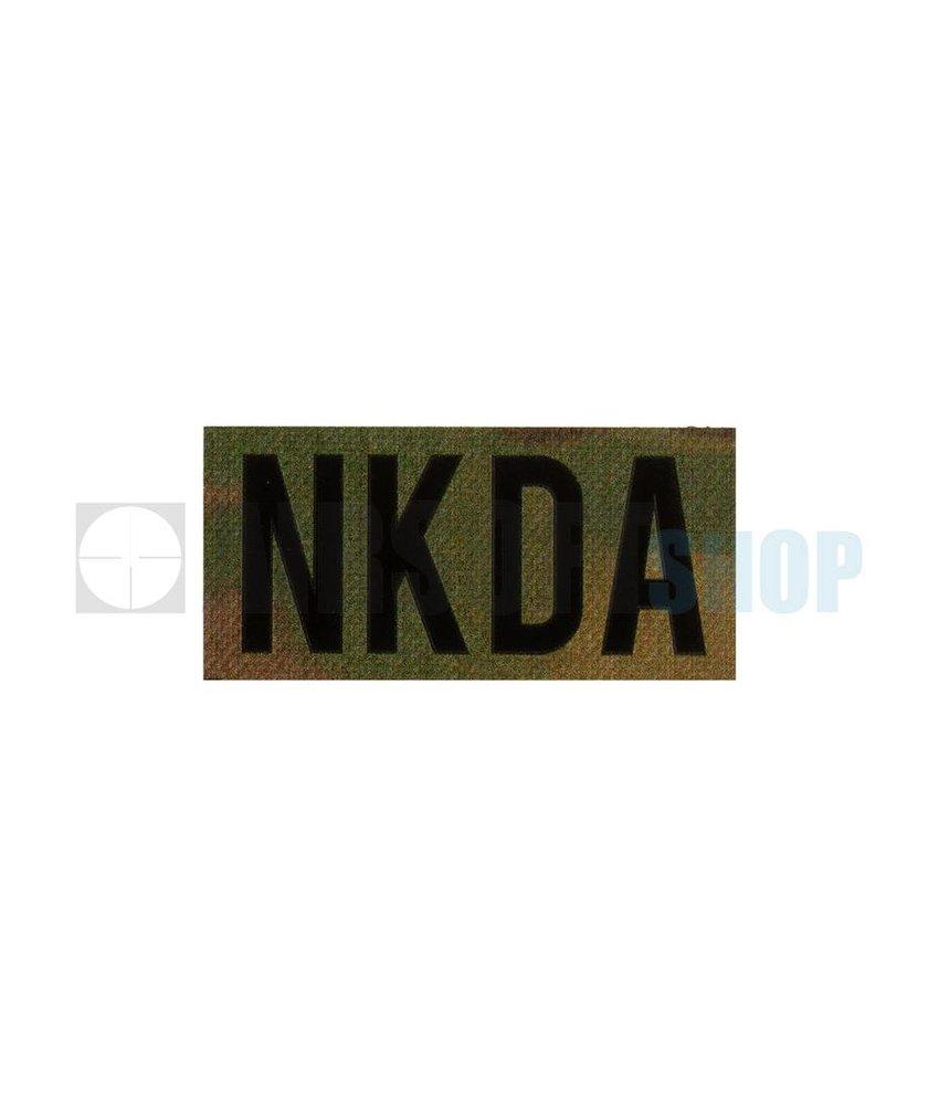 Claw Gear NKDA IR Patch (Multicam)