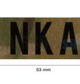 Claw Gear NKA IR Patch (Multicam)