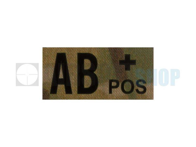 Claw Gear AB Pos IR Patch (Multicam)