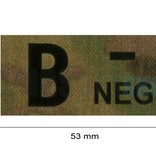 Claw Gear B Neg IR Patch (Multicam)