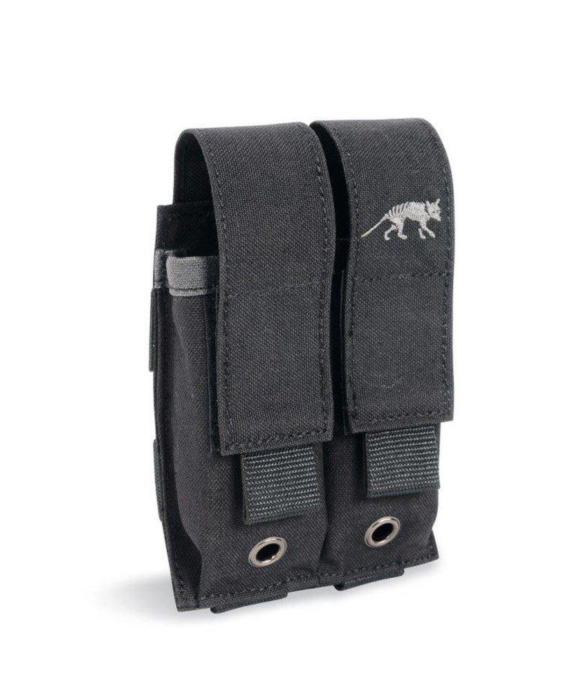 Tasmanian Tiger DBL Pistol Mag Pouch MKII (Black)