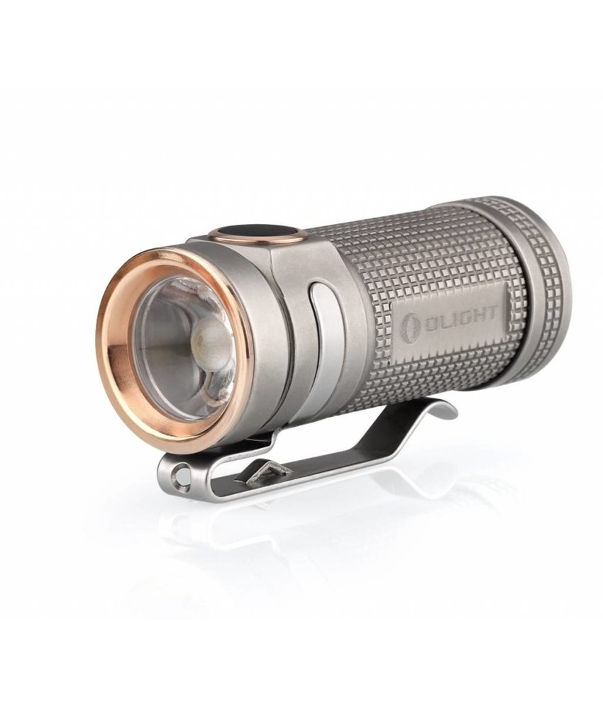Olight S1 Baton Bead Blasting (Titanium)