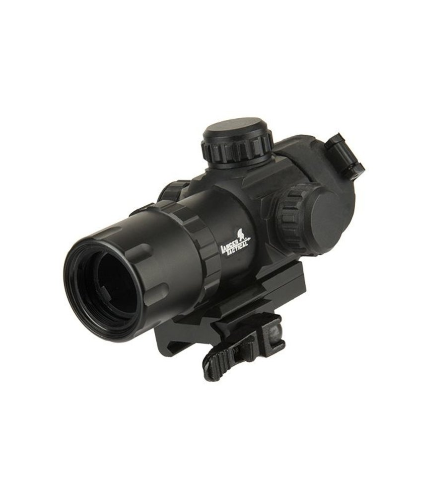 Lancer Tactical Red Dot QD Compact Low Mount  (Black)