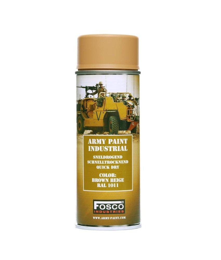 Fosco Spray Paint Brown Beige 400ml