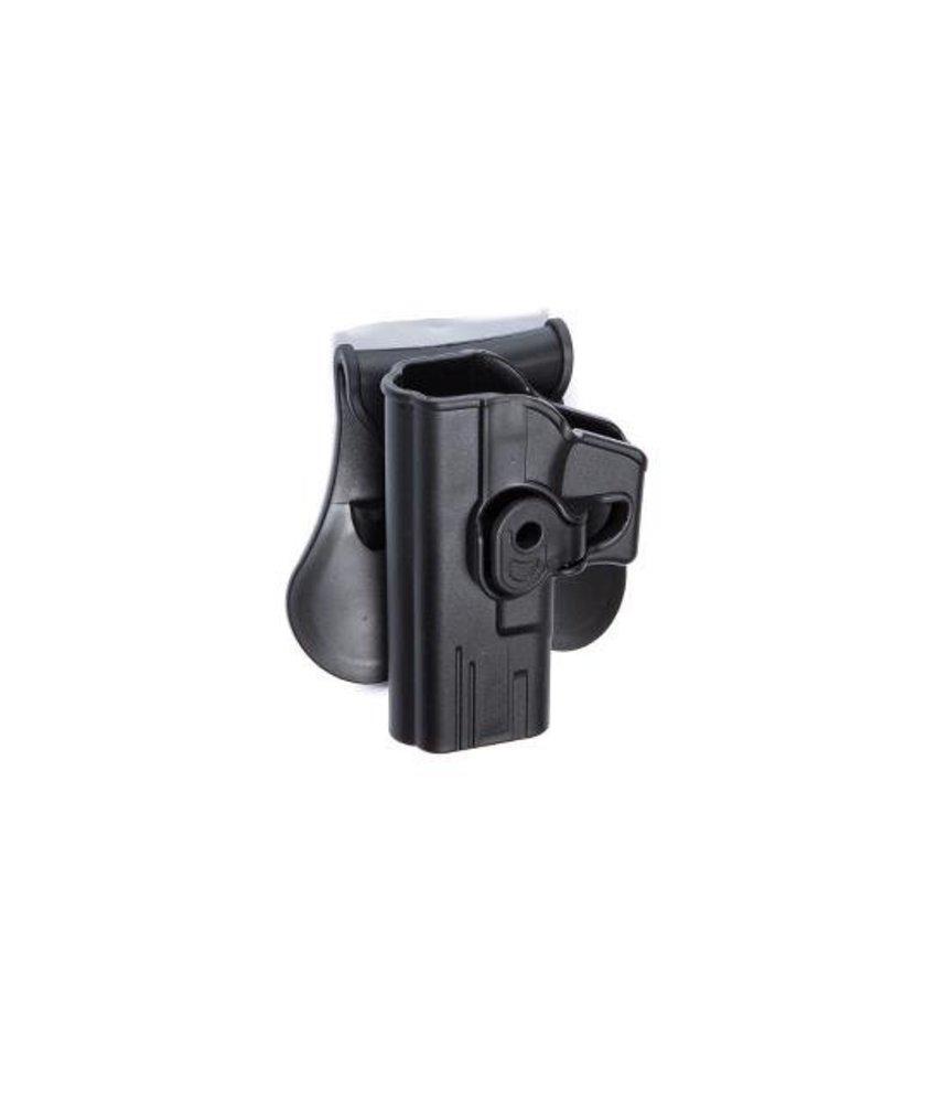 ASG Polymer Holster G-Series  LEFT (Black)