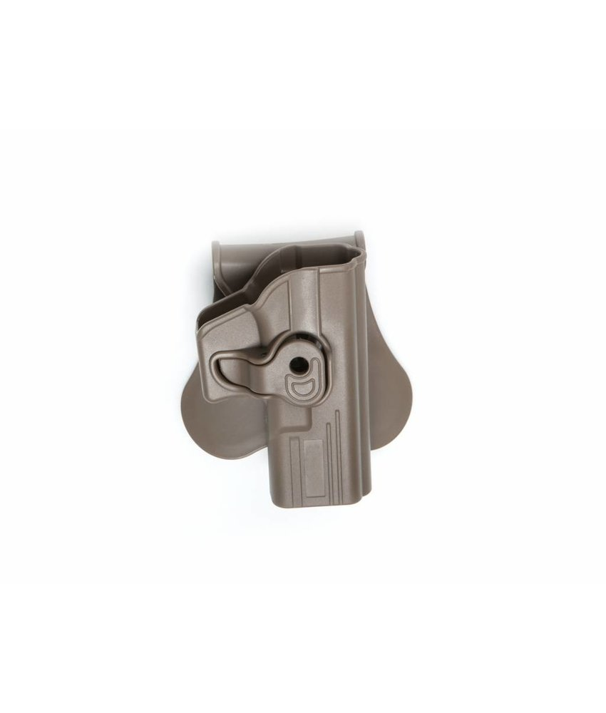 ASG Polymer Holster G-Series  (FDE)