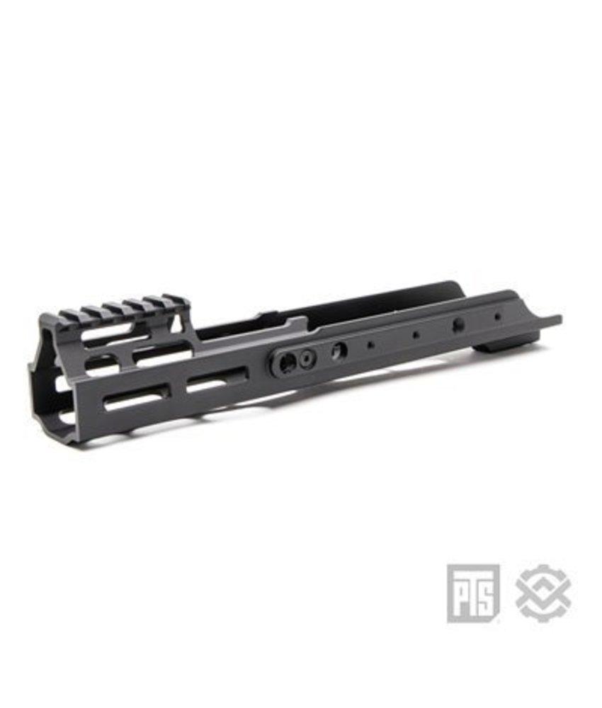 Magpul PTS Kinetic SCAR MREX M-LOK 4.9 inch For SCAR  (Black)