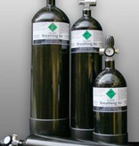Airsoftshop Duikfles 4 liter 300 BAR + Mano + 500mm 1/8″ BSB H&B