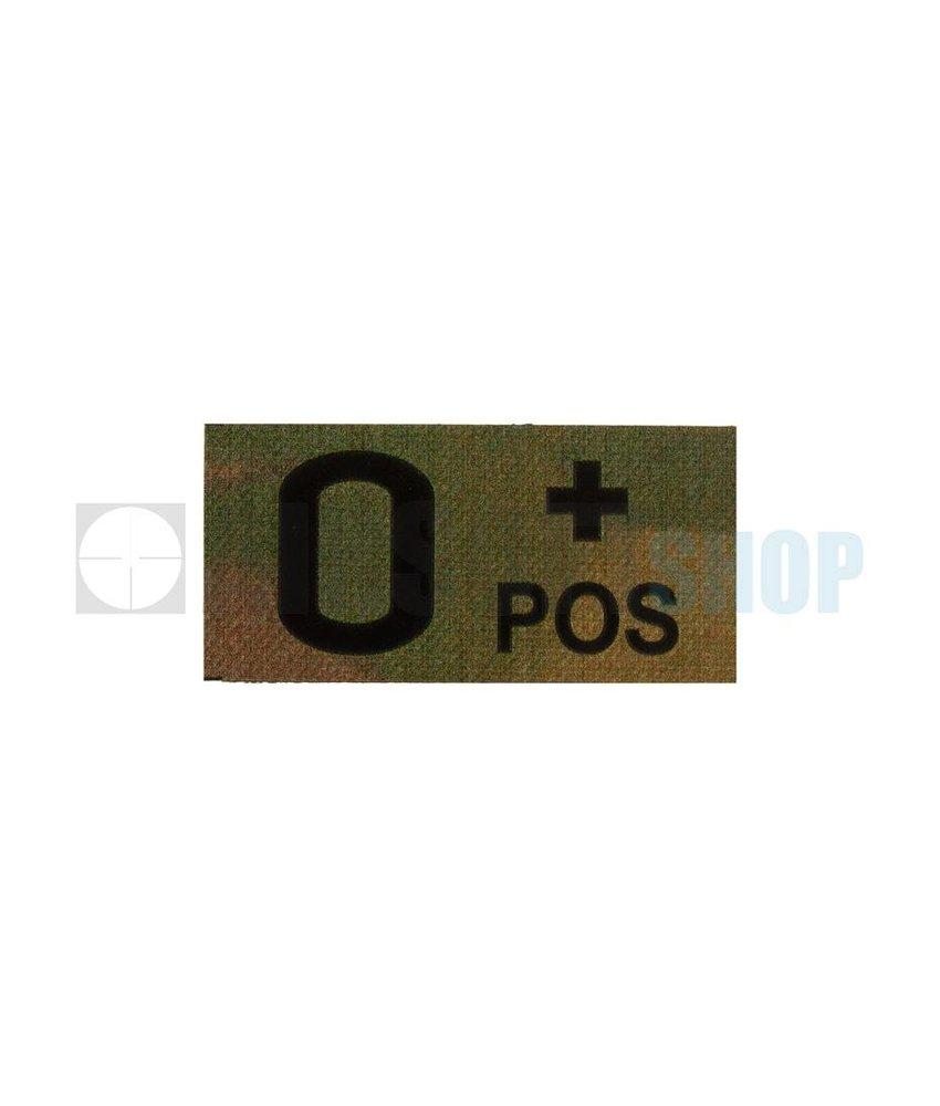 Claw Gear O Pos IR Patch (Multicam)
