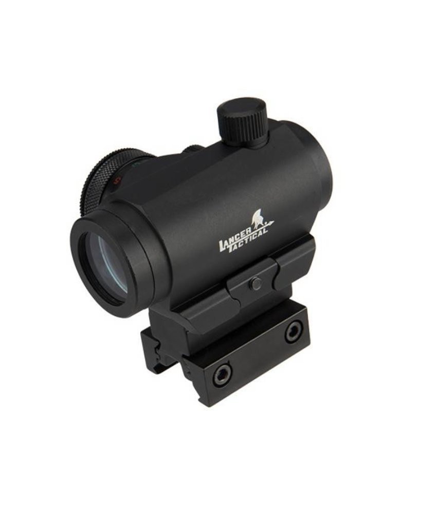 Lancer Tactical Micro T1 Red Dot Green / Red (Black)