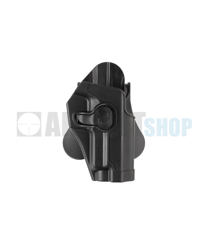 Amomax Paddle Holster For  WE / KJW / TM P226 (Black)