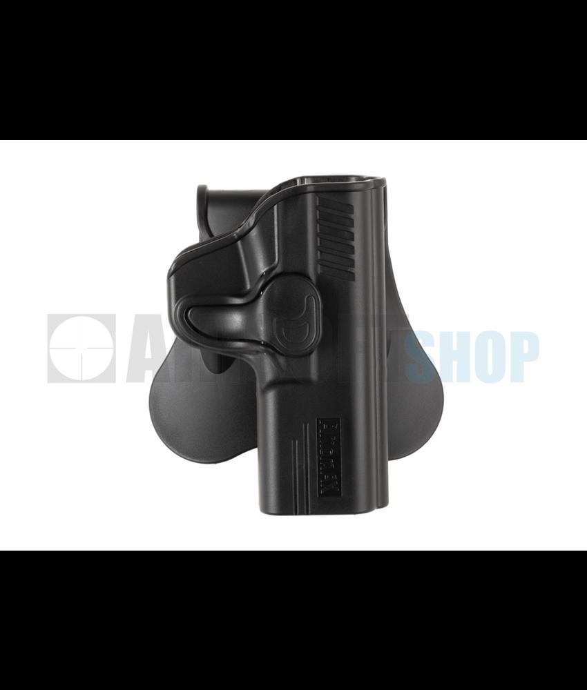 Amomax Paddle Holster for WE / VFC M&P9 (Black)
