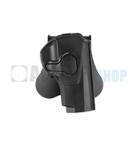 Amomax Paddle Holster for Beretta Px4 Storm (Black)
