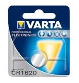 VARTA CR1620 Lithium 3V Batterij
