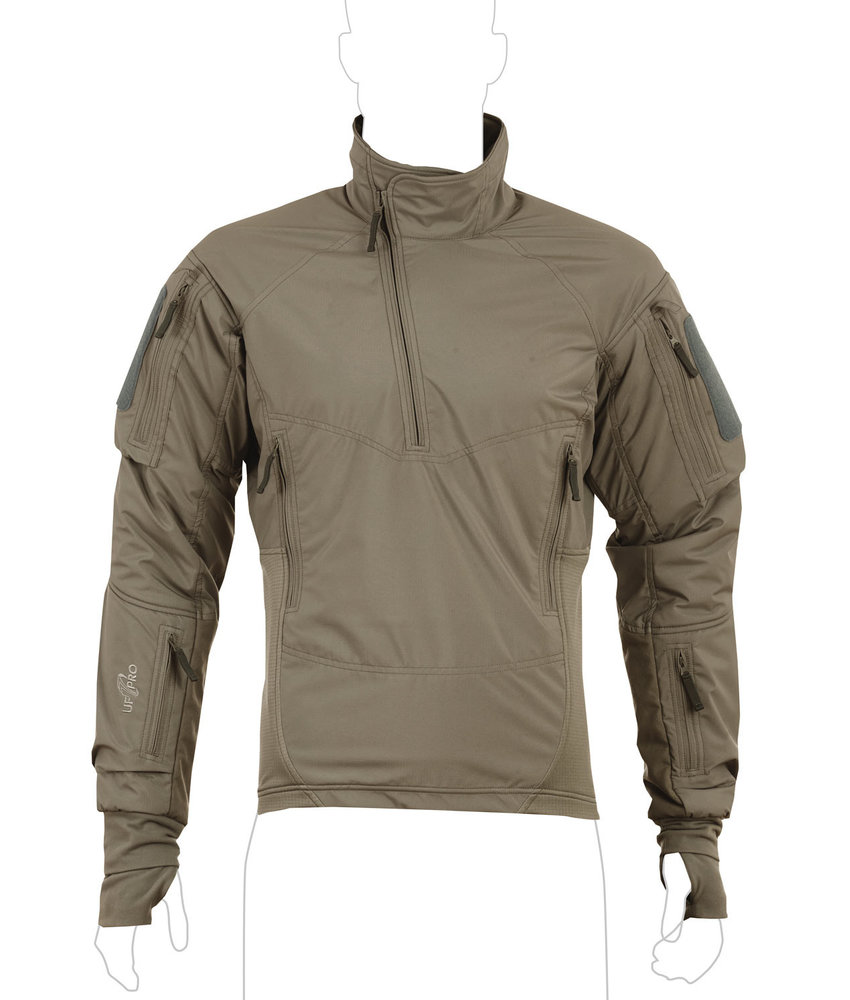 UF PRO AcE Winter Combat Shirt (Brown Grey)