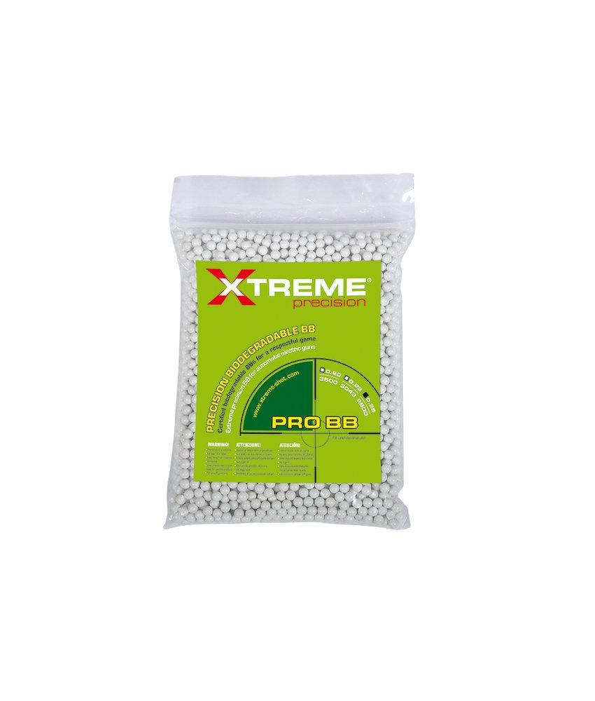 Xtreme Precision Bio BB 0,25g (2800rds) (White)