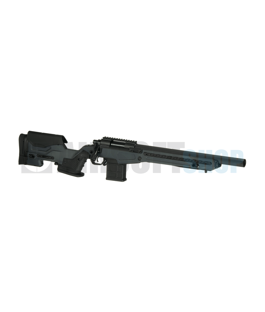 Action Army AAC T10 Short Bolt Action Sniper Rifle (Grey)