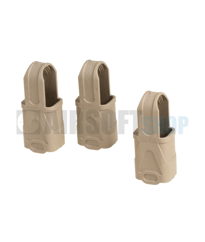 Magpul Magpul 9mm SMG 3 Pack (Dark Earth)