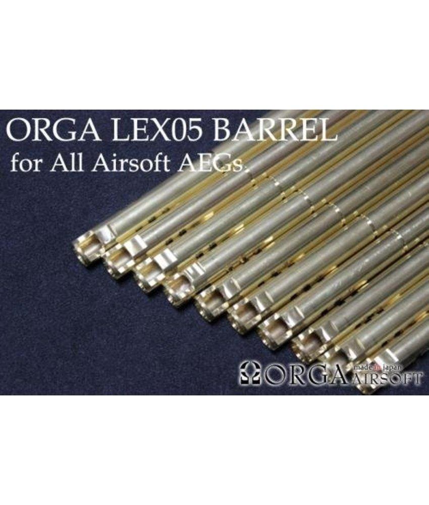 Orga 05LEX 6.05mm AEG 185mm Barrel