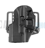 Blackhawk CQC SERPA Holster Glock G26/27/33 LEFT (Black)