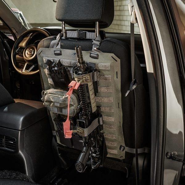 Tasmanian Tiger TacVec Front Seat Panel oliv